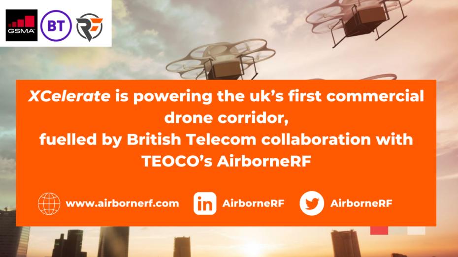 BT AirborneRF collaboration